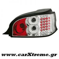 Φανάρι Πίσω Crystal Led Citroen Saxo 96-00