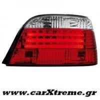 Φανάρι Πίσω Red Crystal BMW E38 95-02