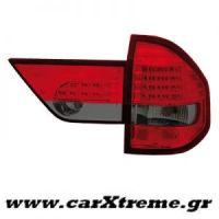 Φανάρι Πίσω Red Smoke Led BMW E83 X3 04-10