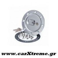 Aero Fuel Cap Silver για Δοχείο Καυσίμου Sparco