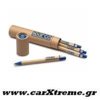 Στυλό (4τεμ) Sparco