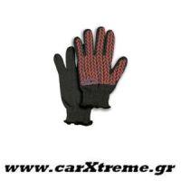 Γάντια Συνεργείου 00207 Μαύρα Sparco