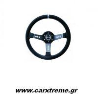 Τιμόνι Αυτοκινήτου Sparco L777 Suede