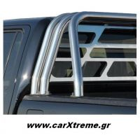 Roll Bar τριών σκελών - επίπεδη σχάρα Toyota Hilux 2011+
