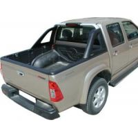 Isuzu D-Max '03>'07- Aeroklas Stylish Roll bar