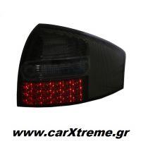 Φανάρι πίσω μαύρο led Audi A6 5c 99-03