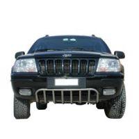 Jeep Cherokee '03/'99>'05-  Εμπρόσθιος προφυλακτήρας 130 Inox
