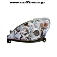 Φανάρια Εμπρός Λευκά Citroen Xsara 99-03