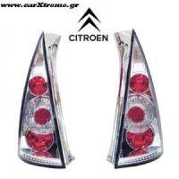 Φανάρια Αυτοκινήτου Πίσω Citroen C3 '02