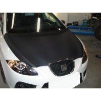 Carbon 3M καπό Seat Leon