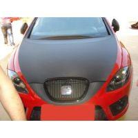 Carbon σε Καπό Seat Leon της 3Μ
