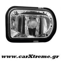 Προβολείς Ομίχλης Mercedes Benz W203 00-04 & Clk 02+