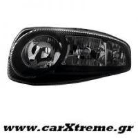 Φανάρι Εμπρός Μαύρο Alfa Romeo 147 01-04