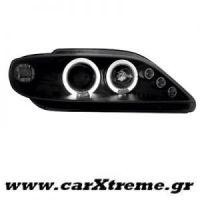 Φανάρι Εμπρός Μαύρο Citroen XSara 97-02