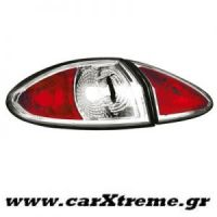 Φανάρι Πίσω Red Crystal Alfa Romeo 147 01-04