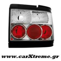 Φανάρι Πίσω Μαύρο Clear Rover 200 89-95