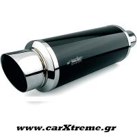 Εξάτμιση αυτοκινήτου Inox Carbon