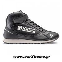 Sparco MB CREW Παπούτσια Μηχανικών Μαύρο