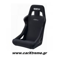 Sparco SPRINT L Αγωνιστικό Κάθισμα Αυτοκινήτου Μαύρο 008234LNR