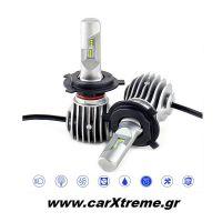 Σύστημα LED D6 H4 CANBUS & EMC