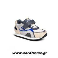 Sparco Παιδικά Αθλητικά Παπούτσια SH-17 001262SIAZ