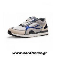 Sparco Αθλητικά Παπούτσια SH-17 001262SIAZ Μπλε
