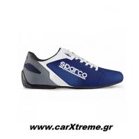 Sparco Αθλητικά Παπούτσια SL-17 001263AZBI Μπλε / Λευκό