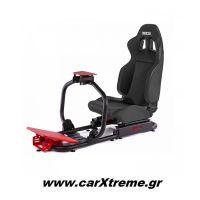 Sparco Evolve-R Car Racing Simulator G01961NRRS