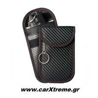 RFID Αντικλεπτική Θήκη για Κλειδί Αυτοκινήτου KeylessS