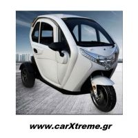Ηλεκτρικό Τρίκυκλο Power Motors