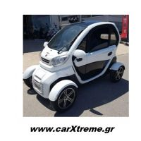 Ηλεκτρικό Αυτοκίνητο με Μπαταρία Μολύβδου Power Motors