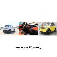 Ηλεκτρικό Αυτοκίνητο με Μπαταρία Λιθίου Power Motors