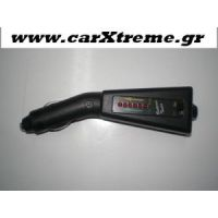 Βολτόμετρο μπαταρίας αυτοκινήτου