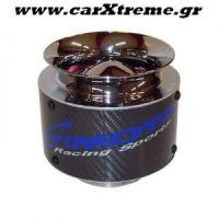 Φιλτροχοάνη αυτοκινήτου Simota Carbon  racing sports 130/120 77Φ