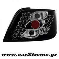 Φανάρι Πίσω Μαύρο Led Citroen Xsara 97-00