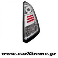 Φανάρι Πίσω Chrome Led Fiat Grande Punto 05+