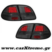 Φανάρι Πίσω Led Red Smoke Mercedes Benz E Class W211 T 06-09 (Station Wagon)