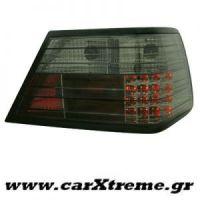 Φανάρι Πίσω Μαύρο Led Mercedes Benz E Class W124 84-93