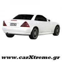 Φανάρι Πίσω Red Crystal Led Mercedes Benz SLK R170 00-04