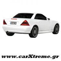 Φανάρι Πίσω Red Smoke Led Mercedes Benz SLK R170 00-04