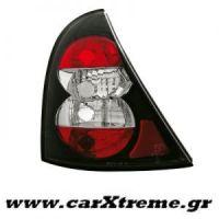 Φανάρι Πίσω Μαύρο Renault Clio II 98-01