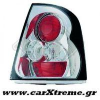 Φανάρι Πίσω Chrome Skoda Octavia Lim 00-04