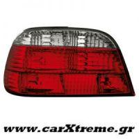 Φανάρι Πίσω Crystal Red BMW E38 95-02