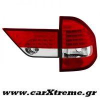 Φανάρι Πίσω Red Crystal Led BMW E83 X3 04-10