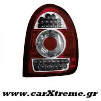 Φανάρι Πίσω Red Crystal Led Opel Corsa B 03 93 03 01
