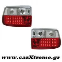 Φανάρι Πίσω Led Red Crystal Opel Astra F 91-97