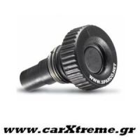 Space Cap Gasoline with Black Screw Locking για Δοχείο Καυσίμου Sparco