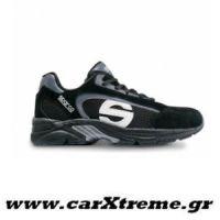 Παπούτσια Συνεργείου Run R3 Black Sparco