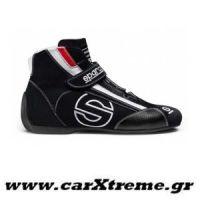 Εσωθερμικά Παπούτσια Fast SL-7 Μαύρα Sparco