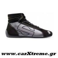 Εσωθερμικά Παπούτσια Slalom SLX-3 Μαύρο-Γκρι Sparco